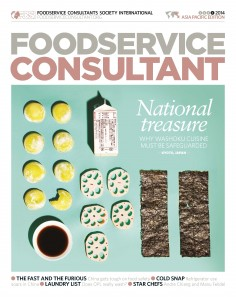 Foodservice Consultant, Asia Pacific