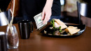 """A recent decision to outlaw tipping in an NYC restaurant a """"tipping point"""" in the ongoing row over restaurant wages"""