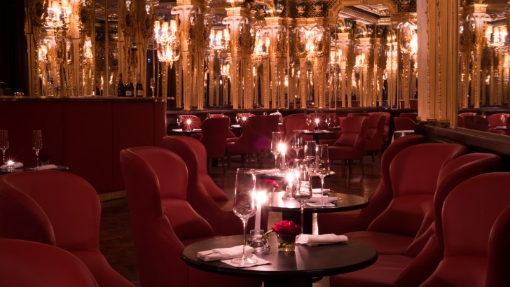 Cafe Royal Grill Room London