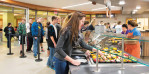 Providing healthy options in US school cafeterias